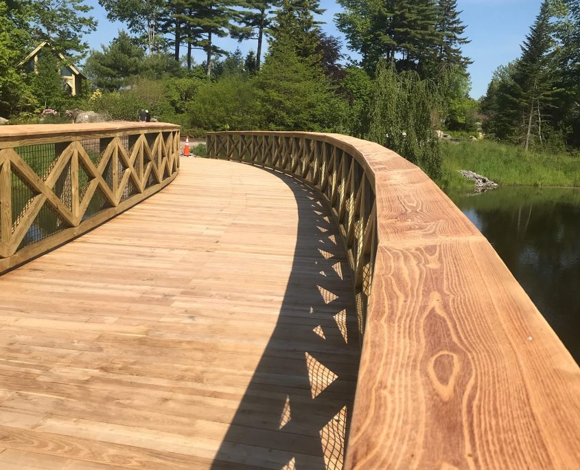 Black Locust Boardwalk