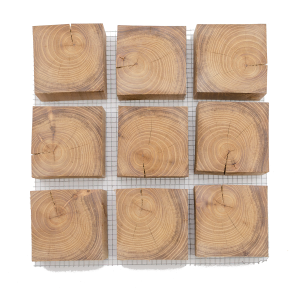 Permeable Wood Pavers