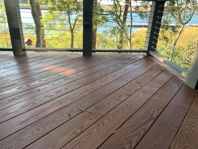 Kiawah Island Deck and Porch