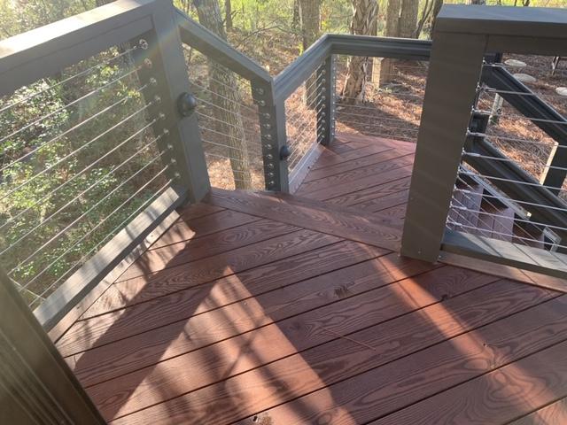 Kiawah Island Deck and Porch