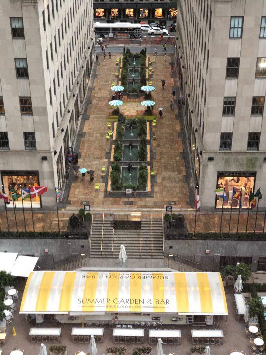Rockefeller Center Black Locust