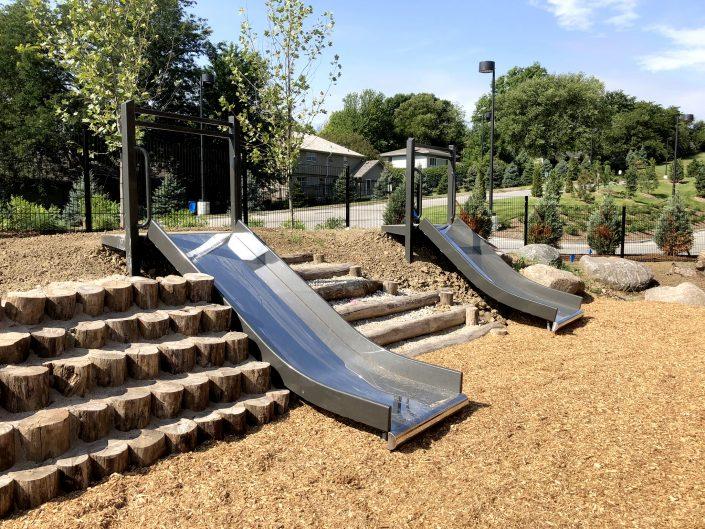 Black Locust Playground