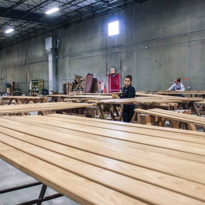 Sassafras Decking Boards
